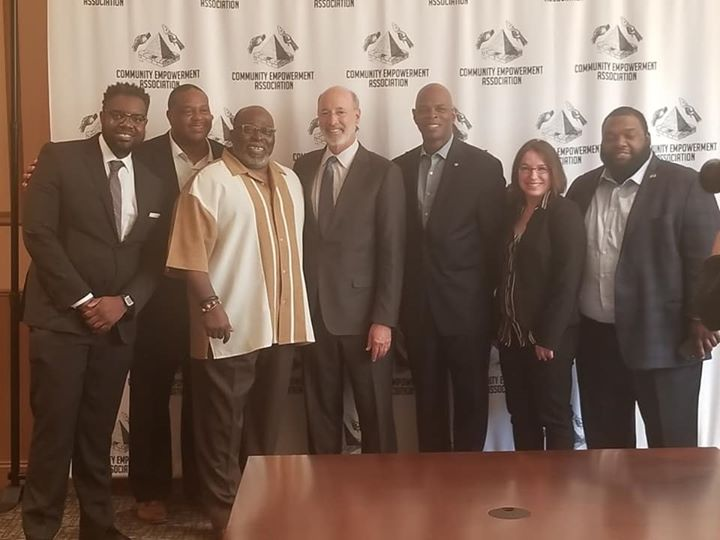 GOVERNOR WOLF AND CONGRESSIONAL BLACK CAUCUS VISITS PITTSBURGH TO HOST A CRIMINAL JUSTICE REFORM…